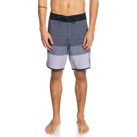 """Quiksilver Surf Tijuana 18"""" Boardshorts Men, negro/gris"""